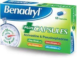 Антиалергічні препарати негативно впливають на пам`ять