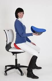 Чим корисний стілець з сидінням баланс?