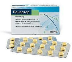 Чи справді таблетки «пенестер» можуть викликати ризик раку простати