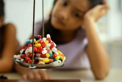 Дитячі таблетки від алергії