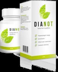 Dianot - огляд нового препарату від діабету