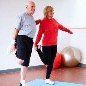 Гімнастика при артрозі колінного суглоба - потрібні і ефективні вправи!
