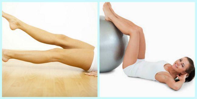Гімнастика при тромбофлебіті нижніх кінцівок