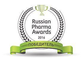 Глюкофаж® - переможець russian pharma awards в номінації «препарат вибору при цукровому діабеті 2 типу»