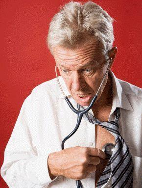 Іпохондрія: хворий або здоровий?