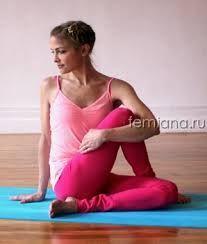 Йога при остеохондрозі - в чому ефективність?
