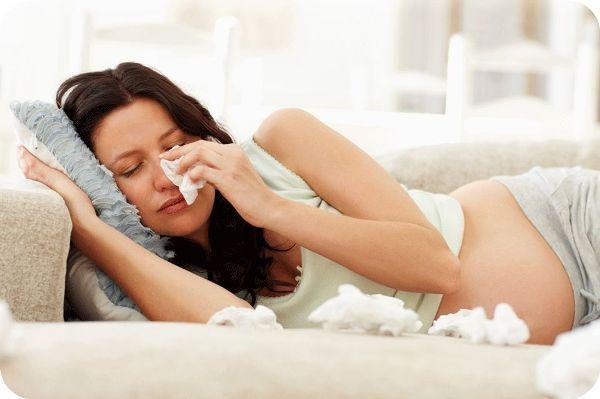 Як впливає алергія при вагітності на дитину