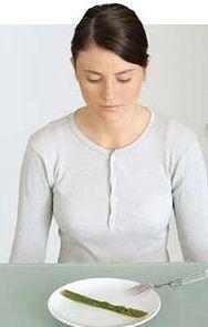 Як депресія може привести до анорексії і булімії