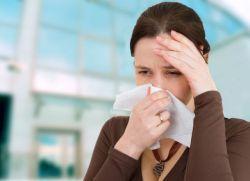 Лікування алергічного нежитю народними засобами