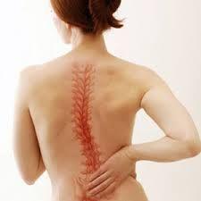 Як правильно проводиться масаж при сколіозі?