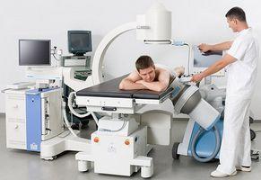 За допомогою ультразвукової діагностики, тобто УЗД
