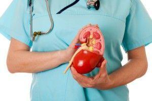 Які існують симптоми захворювання нирок