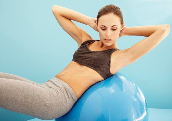 Які вправи допоможуть позбутися від грижі