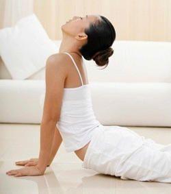 Комплекс вправ для спини при грижі хребта