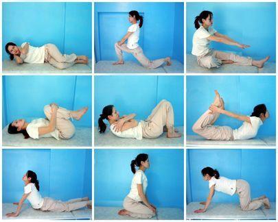 Лікувальна фізкультура при міжхребцевої грижі поперекового відділу