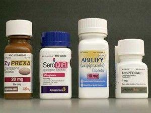 Ліки для лікування шизофренії формують резистентність