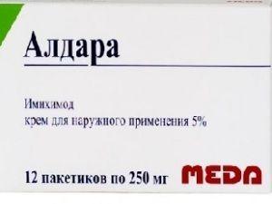 Мазь для лікування базаліоми. Крем алдара або курадерм?