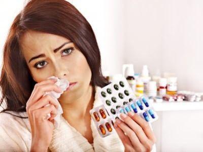 Алергія на ліки симптоми
