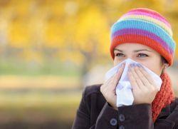 Як зняти набряк слизової носа при алергії