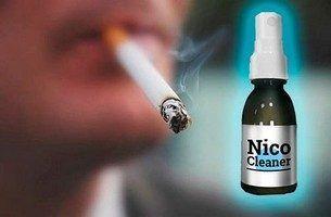 «Ніко клинер» - очищувач легких від тютюнового диму
