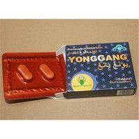 Препараті «yong gang» - стимулятор для потенції