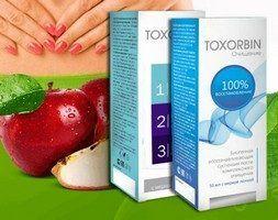 Засобі «toxorbin» для очищення організму, склад і інструкція до препарату