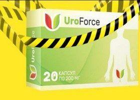 «Uroforce» - засіб проти сечокам`яної хвороби