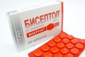 Застосування ліки «бісептол» при виникненні простатиту