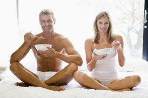 Продукти підвищують потенцію у чоловіків