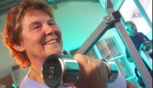 Прості вправи допоможуть боротися зі старечим недоумством