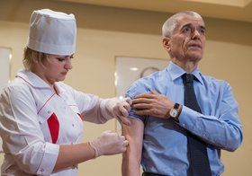Росспоживнагляд просить лікарів контролювати хворих на грип через смс