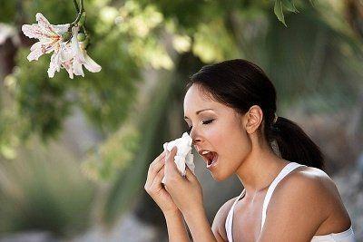 Сезонна алергія при вагітності