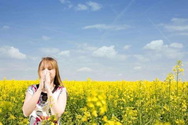 Алергія в серпні ліки
