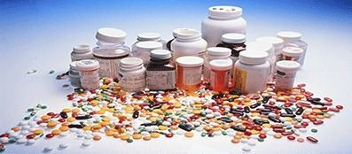 Таблетки від алергії на ліки