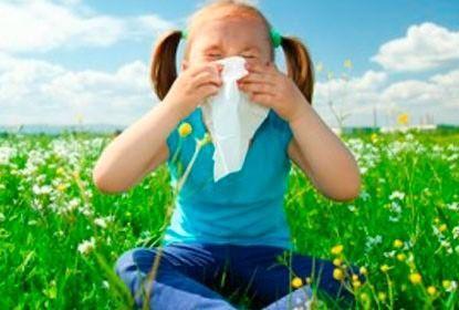 Таблетки від алергії на траву
