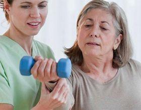 Вправи для реабілітації після інсульту в домашніх умовах