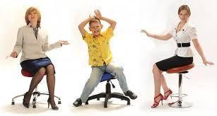 У чому секрет «танцюючого» стільця?